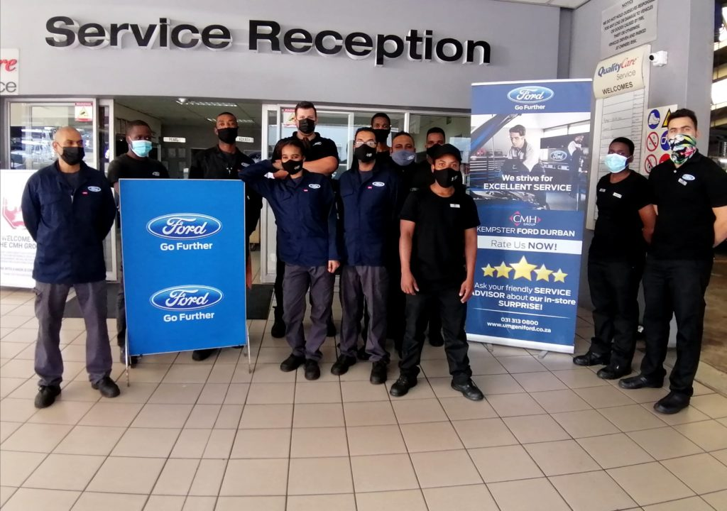 FGE Certified Excellent Service Team