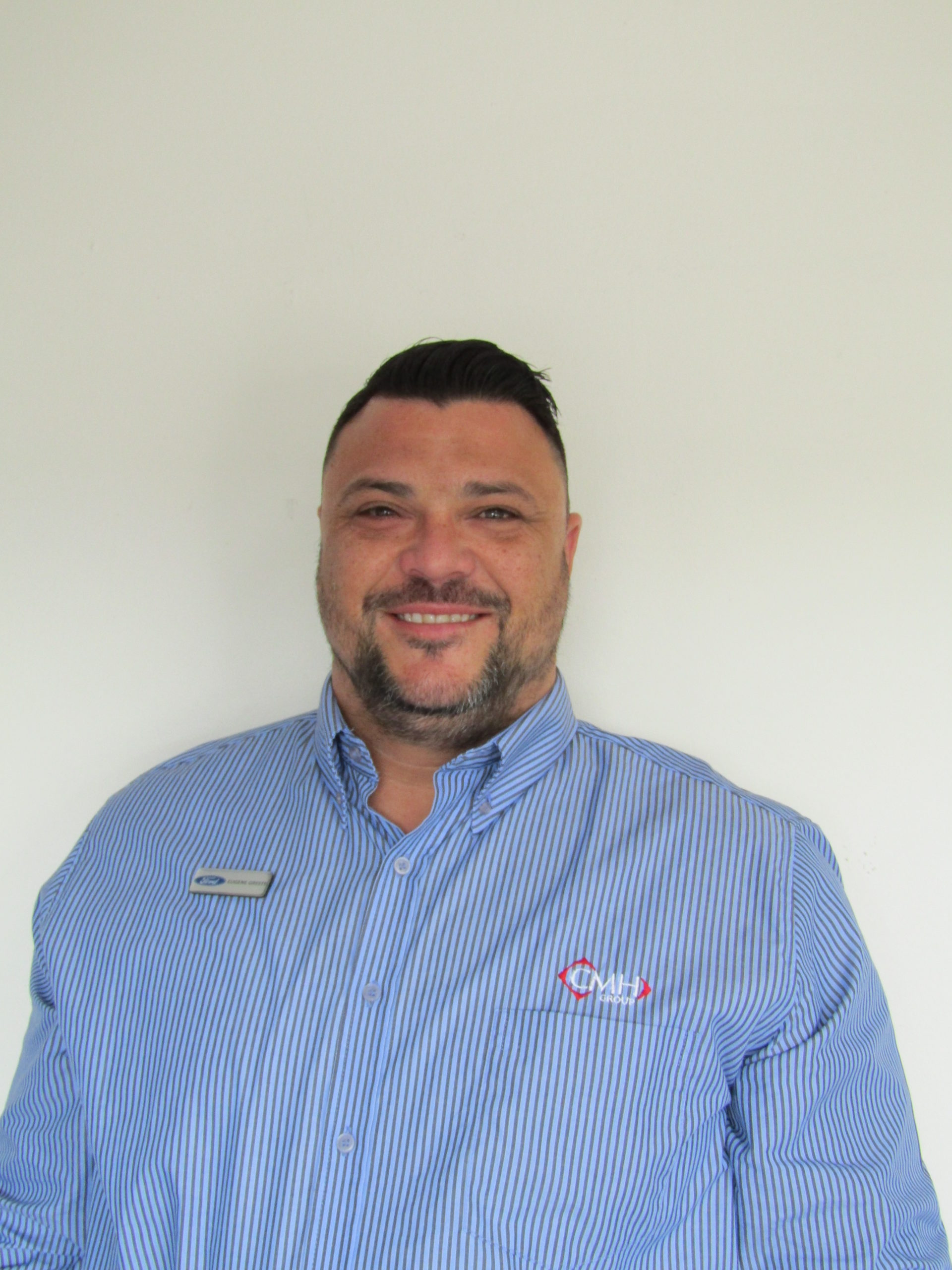 New Faces at CMH Ford: Eugene Greef