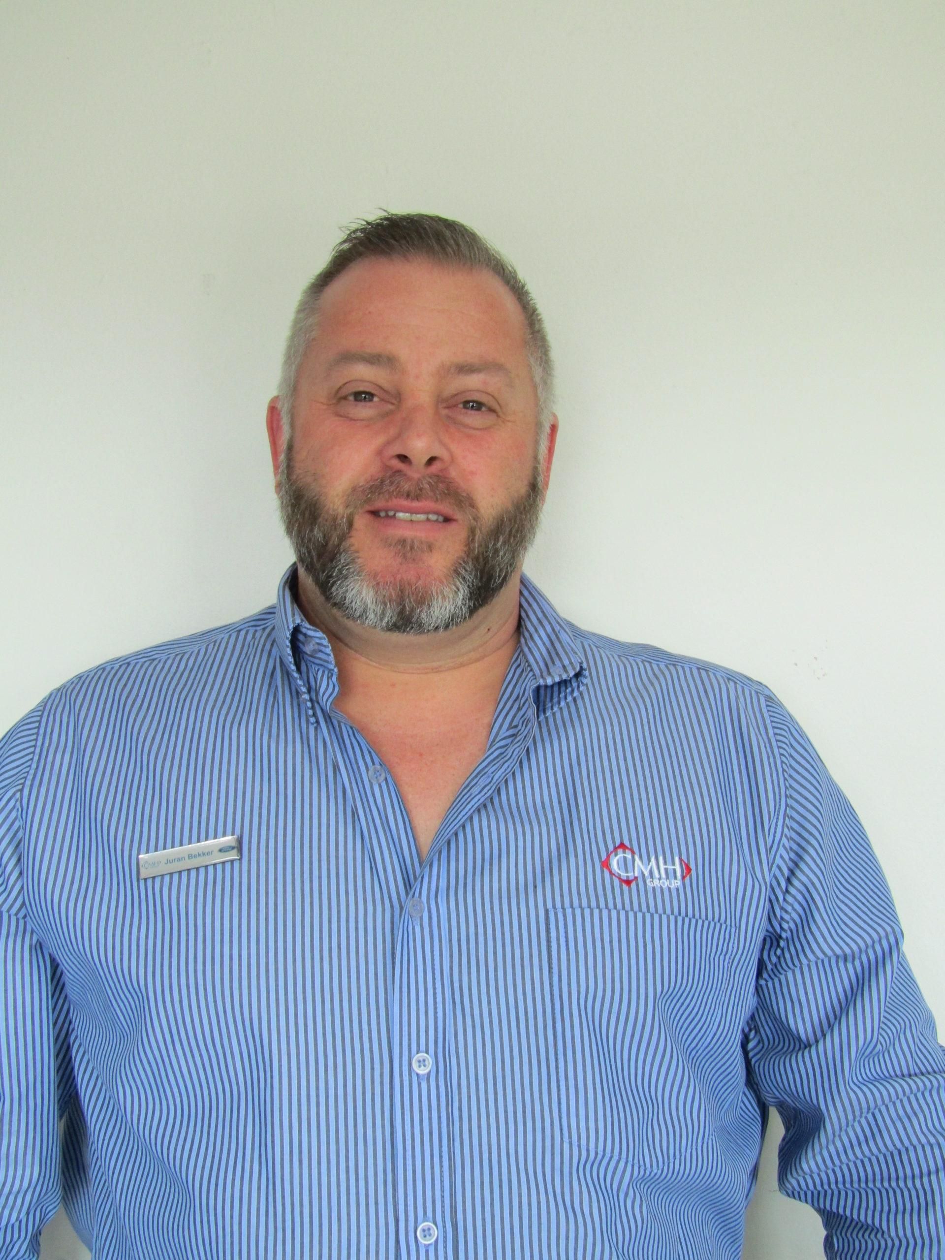 New Faces at CMH Ford: Dealer Principal Juran Bekker