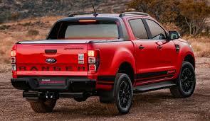 Ford Ranger Stormtrak Rear